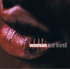WOMAN nu soul-CD ALBUM NUOVO-Erykah Badu RZA Naidoo Musiq Joy Denalane Kelis