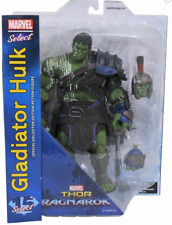 MARVEL LEGENDS DIAMOND SELECT FIGURE THOR RAGNAROK GLADIATOR HULK