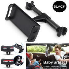 "4""-11"" Auto Car Back Seat Headrest Phone Mounts Tablet Mounting Holder Universal"