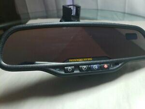 2004-2009 Cadillac CTS SRX Rear View Mirror Oem