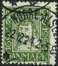 Denmark Scott #165 Used