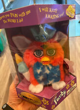Furby Statue of Liberty 1999 Special Edition KBtoys Tiger Electronics 70-893 NEW