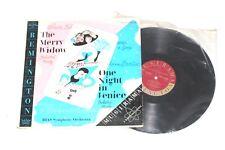 The Merry Widow/One Night in Venice Vinyl Record