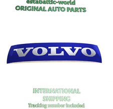 Volvo Front Grille Badge Logo Replacement Emblem Sticker 31214625 ORIGINAL