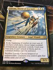 Zendikar Rising - Linvala, Shield of Sea Gate Rare  - Pack Fresh - 1 Card