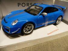 1/18 Burago Porsche 911 GT3 RS 4.0 blau 11036