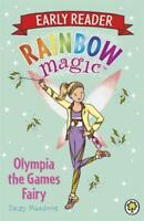 Olympia the Games Fairy (Rainbow Magic Early Reader), Meadows, Daisy, New, Book