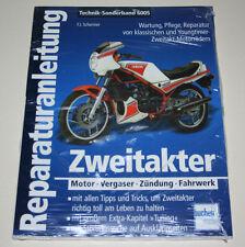 Reparaturanleitung Motorrad Zweitakter Aprilia Yamaha Bultaco Suzuki MZ Gilera