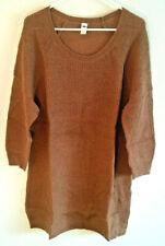 Old Navy NIP maternity plus size XXL tan fuzzy sweater soft pull over NEW womens