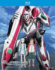 Eureka Seven: The Complete Series [New Blu-ray] With DVD, Boxed Set