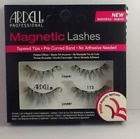 Ardell Professional Magnetic Eyelashes #113 Incl Applicator FREE SHIPPING