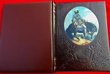 """TIME-LIFE ~OLD WEST SERIES ~""""THE TRAILBLAZERS""""~ LEATHERETTE BOOK~ 3rd EDITION!"""