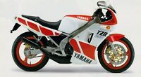 Yamaha TZR 250 2MA 1986-1988 Stainless Fairing & Screen Bolts Wellnut Kit