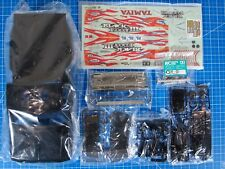 "New Rare Tamiya 1/10 R/C BLACKFOOT 3 III ""Complete Body Set"" Decal Body Parts"