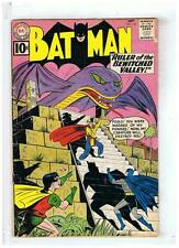 DC Comics Batman #142 VG 1961