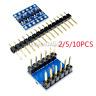 2/5/10PCS IIC I2C Logic Level Converter Bi-Directional 4 Channel 5V 3.3V Module