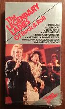The Legendary Ladies Of Rock & Roll ~ Betamax (1987) ~ SUPER RARE ~ Grace Slick
