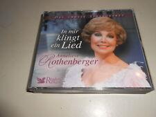 CD  Anneliese Rothenberger / In mir klingt ein Lied (3-CD-Box)