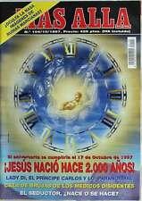 REVISTA MÁS ALLÁ DE LA CIENCIA - Nº 104 - OCTUBRE DE 1997 - VER PORTADA E ÍNDICE