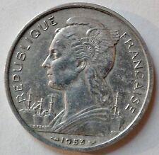 Madagascar / Madagaskar - French Colonial - 5 Francs - 1953 - vz (1141