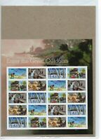 SEALED Enjoy the Great Outdoors. 2020 Sheet of 20 USPS Forever Postage Stamps.