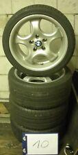 BMW 3er E36 / Z3 Sommerräder Sommerreifen 235/40 ZR17 90Y Dezent C 8017 Alufelge