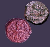 Archaios | Sicily Syracuse Dionysos I Arethusa and Octopus ! | AE Tetras | 24.20