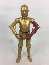 """Star Wars the Black Series C-3PO 6"""" loose figure no weapons"""