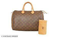 Louis Vuitton Monogram Speedy 35 Hand Bag M41524 - G00922