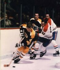 BOBBY ORR   BOSTON VS JOHN FERGUSON  MONTREAL HOCKEY PHOTO 8X10