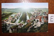 Feldberg Beschriftet Bismarckdenkmal Ansichtskarte Schwarzwald