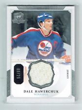 13-14 UD The Cup  Dale Hawerchuk  /25  Jersey  HOF