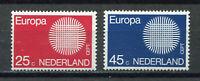 S10458) Netherlands 1970 MNH Europa 2v