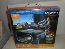Discovery Wonderwall Expedition Entertainment LCD Projector - New in Box