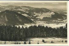 AK. Oberstaufen, das Skiparadies des Allgäu