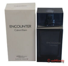 Encounter By Calvin Klein Tstr 3.4oz/100ml Edt Spray For Men New&Unbox