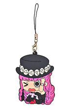 One Piece PVC Strap Keychain Charm New World Girls Series ~ Holo Perona OP002