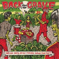 Various Artists - Back from the Grave 10 [New Vinyl LP]
