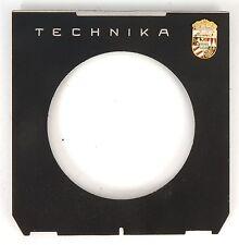 Top Linhof Technika Lens Board Copal #3*NEW*