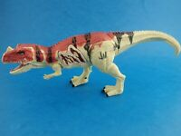 Toy Figure JURASSIC WORLD - CERATOSAURUS Partly Working / Chomping Sounds Faulty