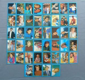 Topps UK Set of 44 Home and Away 1990 - Mint