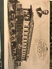 vintage 1909 Lincoln funeral car post card 42nd GAR encampment Toledo Ohio PlusCivil War Veterans' Items - 156948