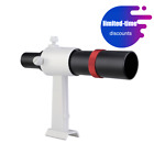 SVBONY SV182 6x30 Metal Finder Scope with Crosshair Viewfinder fit Telescopes