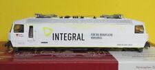 BEMO 1259 162/1259162 RhB Ge 4/4 III 642 Werbelok Integral Spur H0m  DC NEU