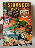 Strange Tales 144. Marvel Comics. 1966. 1st Jasper Sitwell.