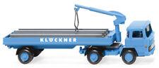 Wiking 050205 - 1/87 Baustoffwagen - Neu