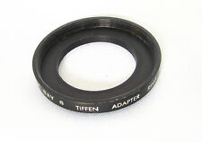 Tiffen USA Bay I To 43.5mm Filter Adapter Ring Yashicamat,Autocord,Rolleiflex