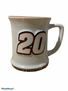NASCAR Tony Stewart 20 Ceramic Coffee Cup 18 Oz The Home Depot Joe Gibbs Racing