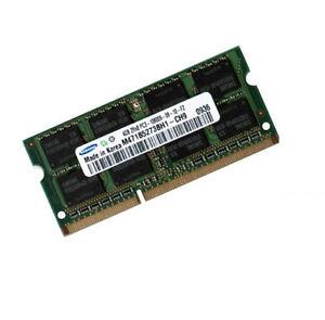 4GB Samsung DDR3-1333 Per IMAC Macbook Pro 2010 2011