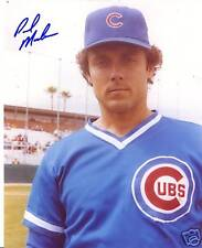 PAUL  MOSKAU   CHICAGO  CUBS    SIGNED 8X10
